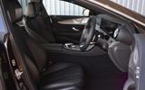 Mercedes-Benz CLS 350 d 2018 UK first drive cabin