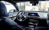 Mercedes-Benz EQC 2019 first drive - cabin