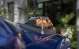 Mercedes-Benz G400d 2019 first drive review - indicators