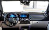 Mercedes-Benz GLA 220d 2020 first drive review - cabin