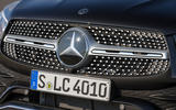 Mercedes-Benz GLC 300d 2019 first drive review - front grille