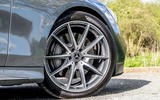 Mercedes-Benz S560 Coupe 2018 UK review alloy wheels