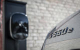 Mercedes-Benz S-Class S560e 2018 first drive review - rear badge