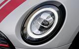 Mini Clubman John Cooper Works 2019 first drive review - headlights