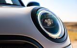 4 Mini Cooper S 2021 UK FD headlights