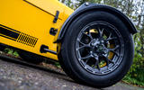 4 MK Indy RR Hayabusa 2021 UK first drive alloy wheels