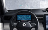 Nio ES8 2018 first drive review - instruments