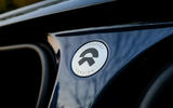 4 Nio ES8 European spec 2021 first drive badge