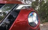 Nissan Juke 2019 first drive review - headlights