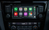 Nissan Qashqai 2018 UK first drive review - carplay