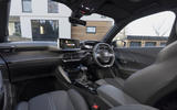 Peugeot 2008 GT Line interior shot 2