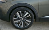 Peugeot 5008 2018 long-term review alloy wheels