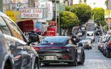 2019 Porsche 911 prototype first ride - San Francisco