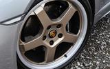 4 Porsche Boxster 25 years edition 2021 uk fd alloy wheels