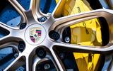 4 Porsche Cayenne Turbo GT 2021 UK FD brakes