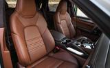 Porsche Cayenne Turbo S E-hybrid 2019 first drive review - cabin