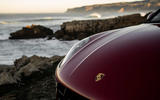 Porsche Macan GTS 2020 first drive review - bonnet badge