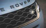 Range Rover Evoque 2019 first drive review - bonnet badge
