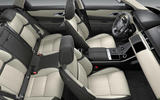 Range Rover Velar 2017 - interior