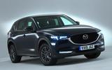 Readers' Q - Mazda CX-5 - static front