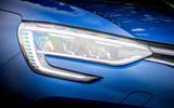 4 Renault Megane E Tech phev 2021 UK FD headlights