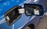 Renault Megane Sport Tourer E-Tech PHEV 2020 first drive review - charging port