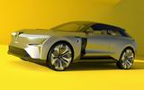 Renault Morphoz - static front