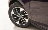 Renault Zoe R110 2018 UK first drive review alloy wheels