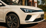 Roewe R ER6 2020 first drive review - headlights