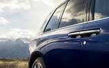 Rolls-Royce Cullinan 2018 first drive doors man