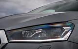 4 Skoda Fabia 2021 LHD UK first drive review headlights