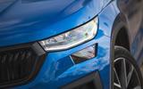 4 Skoda Kodiaq Sportline 2021 UK headlights