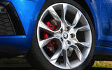 Skoda Octavia vRS diesel longterm review alloy wheels