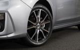 Subaru Impreza 2018 UK review alloy wheels