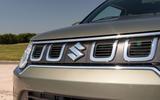 Suzuki Ignis hybrid 2020 UK first drive review - nose