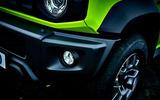 Suzuki Jimny 2018 first drive review fog-lights