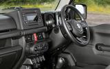 4 Suzuki Jimny Commercial 2021 FD cabin