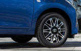 Toyota Aygo 2018 review alloy wheels