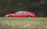 Toyota Celica - hero side