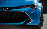 Toyota Corolla 2.0 XSE CVT 2019 review - front grille