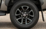 Toyota Hilux Invincible X 2020 UK first drive review - alloy wheels