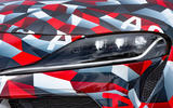 Toyota Supra 2019 prototype first drive review headlights
