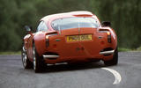 TVR Sagaris 2005 - hero rear