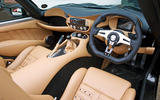 TVR Tuscan Vulcan - interior