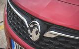 Vauxhall Astra - badge