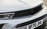 4 Vauxhall Mokka 2021 UK first drive review visor