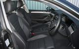 Volkswagen Arteon 1.5 EVO 2018 UK review interior
