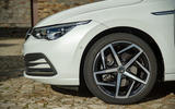 Volkswagen Golf 2020 first drive review - alloy wheels