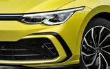 Volkswagen Golf Estate 2020 first drive review - headlights