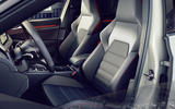 Volkswagen Golf GTI Clubsport - interior